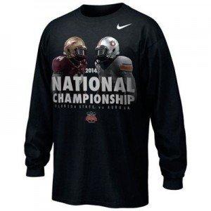 f4c040a36 Florida State National Championship shirts