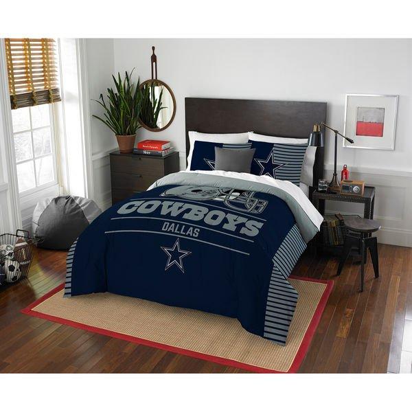 Dallas Cowboys Bedding Twin Full Queen Comforter Pillow Kids Adult